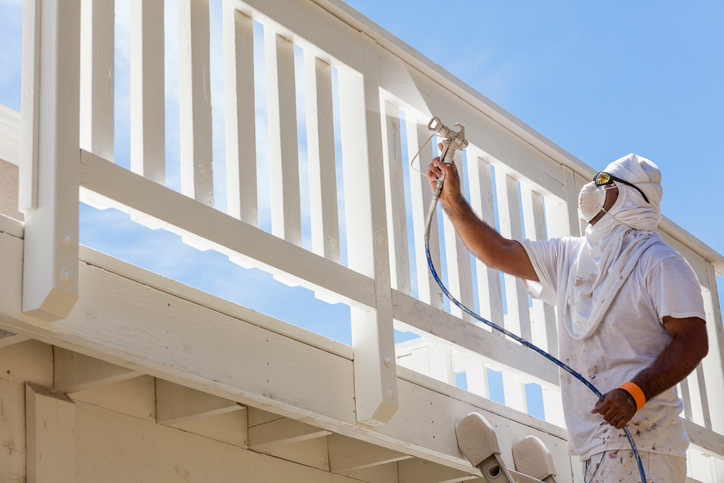2018 how much do painters cost cost guide 2018 - Average cost to paint exterior house trim ...